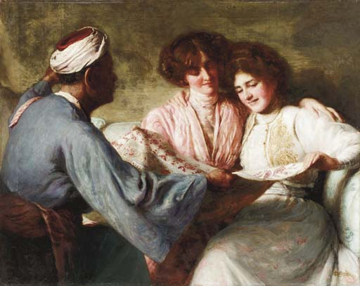 John Collier (British, 1850-19