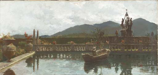 Ettore Forti (Italian, fl.1893