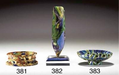 A ROMAN MOSAIC GLASS ALABASTRO