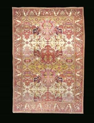 AN EAST PERSIAN CARPET