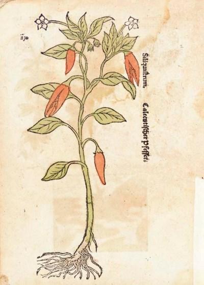 [EGENOLPH, Christian (1502-155