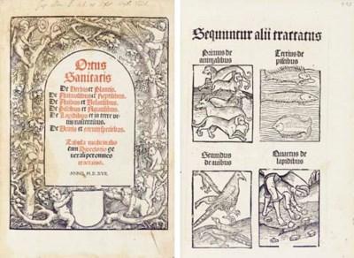 Hortus Sanitatis. [Strassburg: