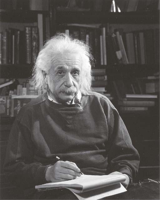 EINSTEIN, Albert. Albert Einst
