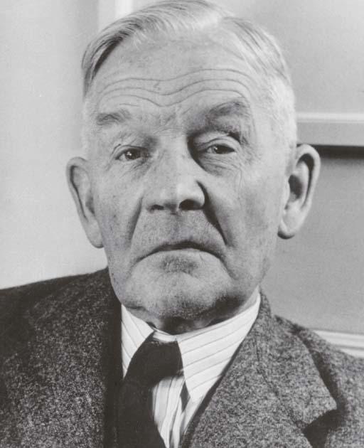 SODDY, Frederick (1877-1956).