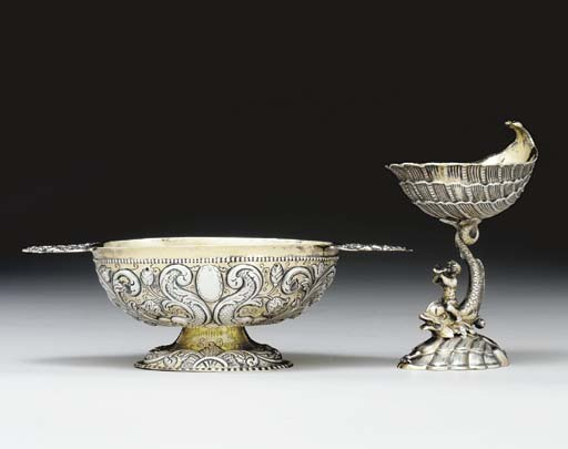A GROUP OF CONTINENTAL SILVER