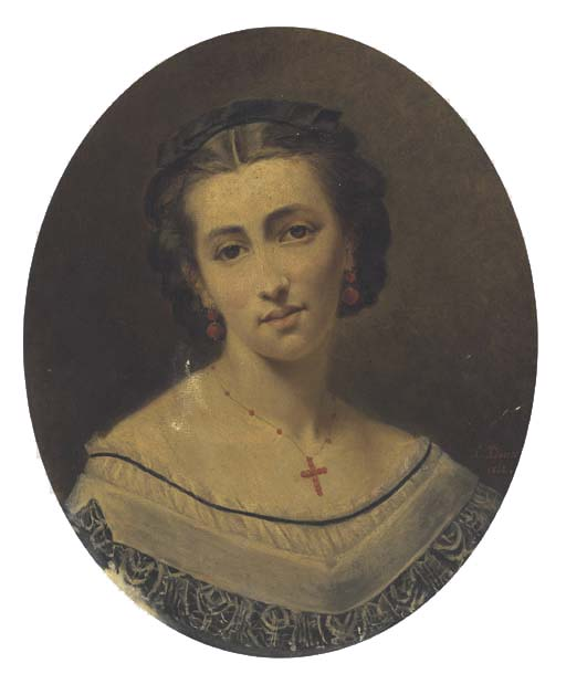 Lucile Doux (French, fl. 1853-