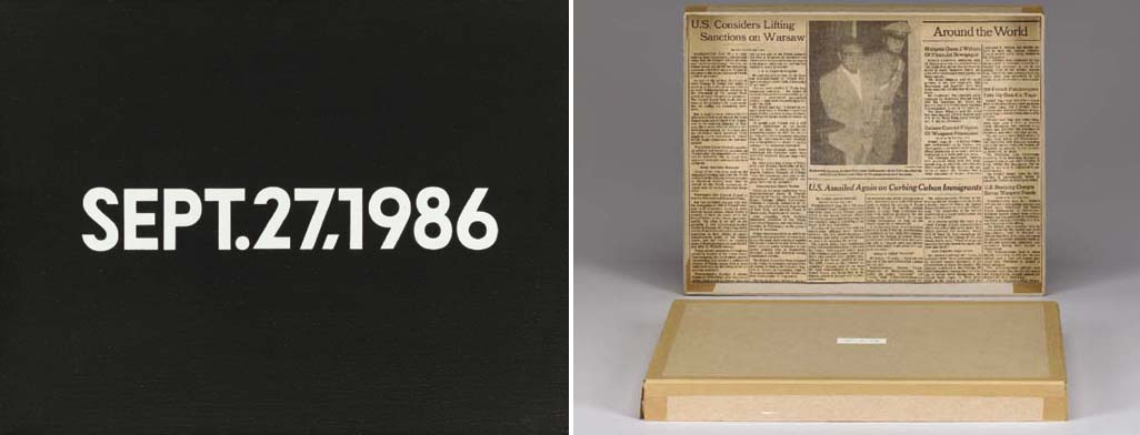 On Kawara (25,526 days as of N