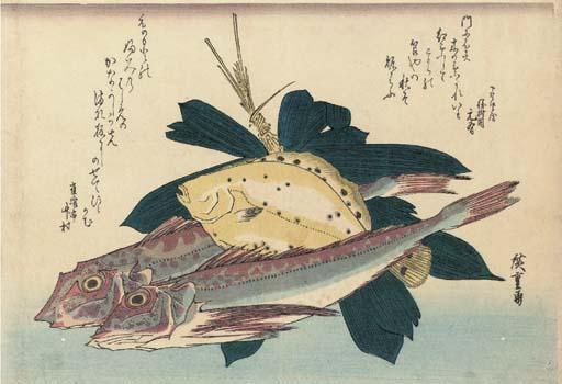 Utagawa Hiroshige (1797-1858) and later