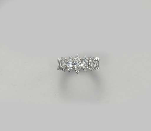 A DIAMOND ETERNITY BAND