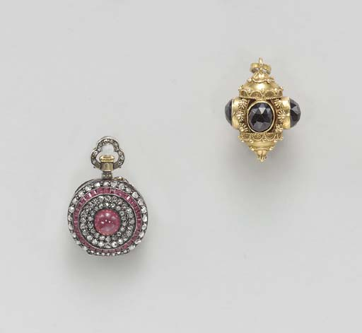 **A GROUP OF JEWELRY AND COSTU