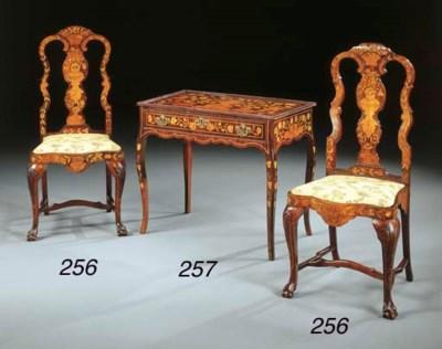 TABLE HOLLANDAISE DU XIXème SI