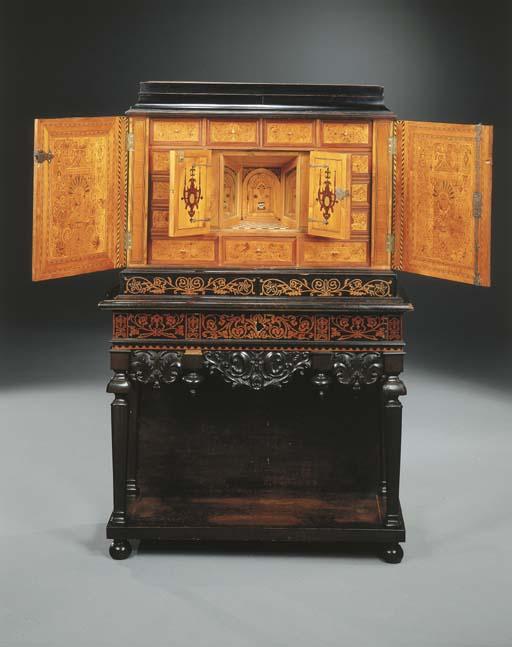 cabinet hollandais du XIXème s