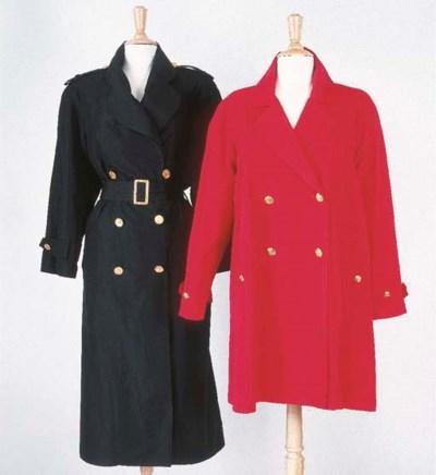 Petit manteau court, de forme