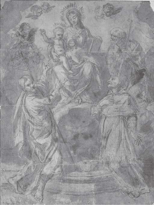 Attribué à Giovanni Battista M
