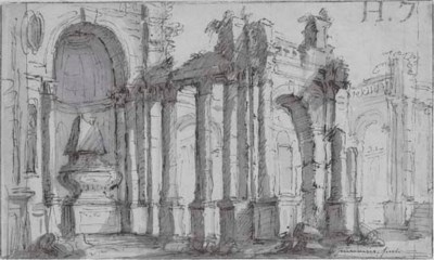 Ecole Italienne, vers 1720