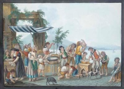 Pietro Fabris (actif 1756-1792