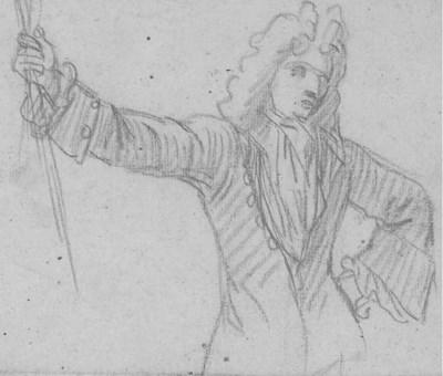 Attribué à François de Troy (1