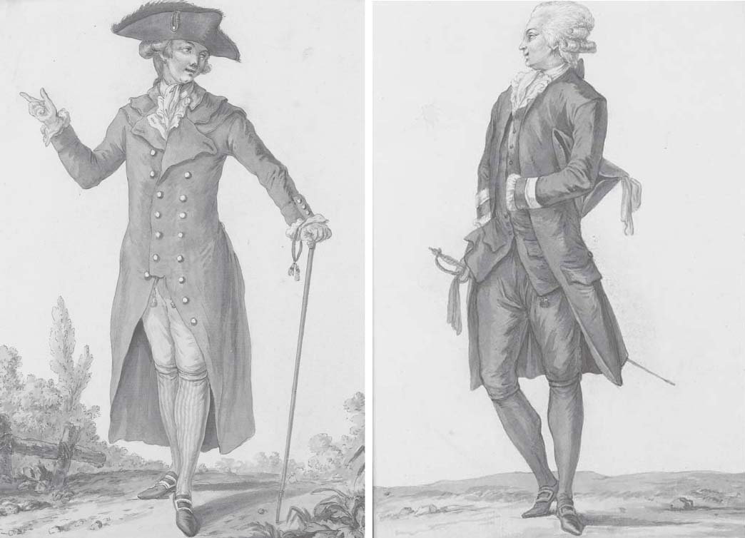 Pierre-Thomas Le Clerc (1739-1
