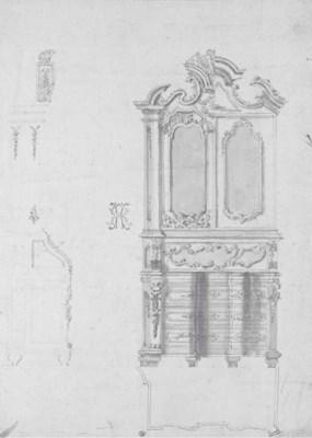 Ecole Allemande, vers 1740