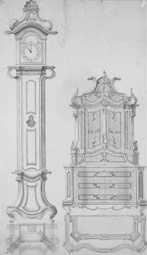 Ecole Allemande, circa 1740