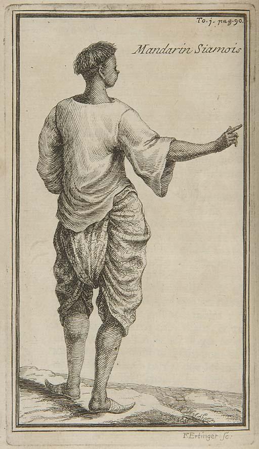 LA LOUBÈRE, Simon de (1642-172