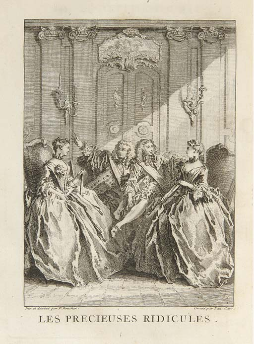 MOLIÈRE, Jean-Baptiste Poqueli