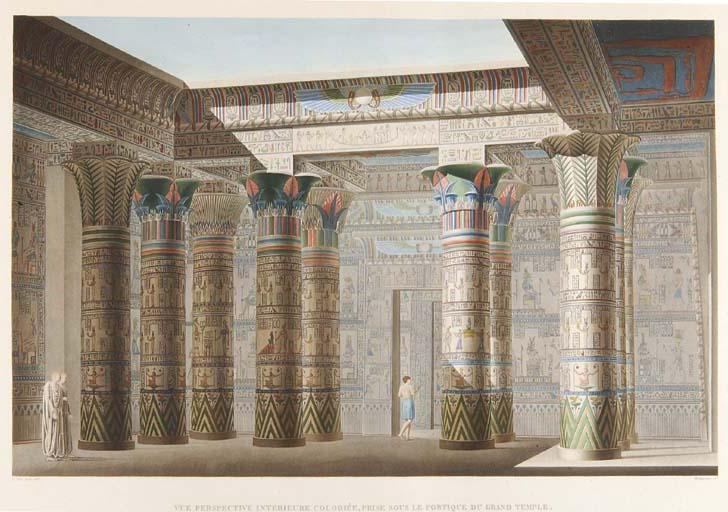 Description de l'Egypte, ou Re