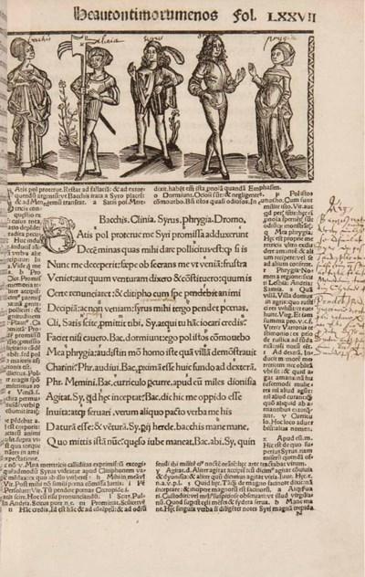 TERENCE, Publius Terencius (ca