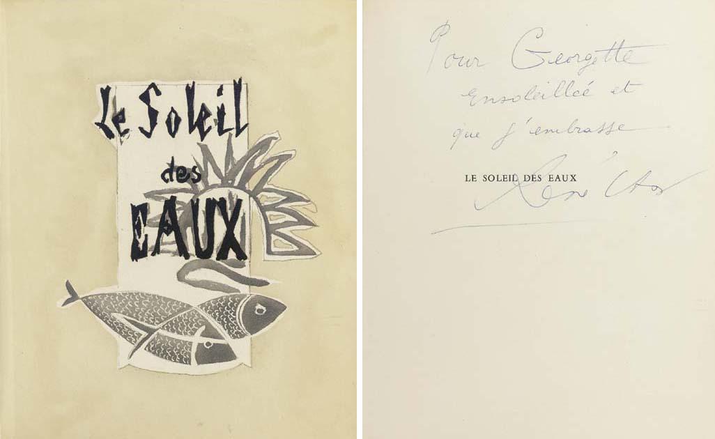 [BRAQUE, Georges.] René CHAR.