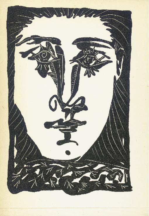 [Pablo PICASSO]. Georges HUGNE