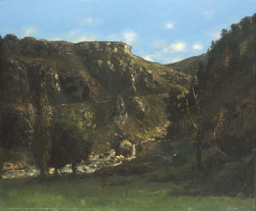 Gustave Courbet (1819-1877) et