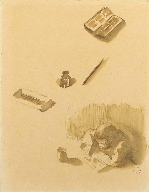 Camille Jacob Pissarro (1830 -
