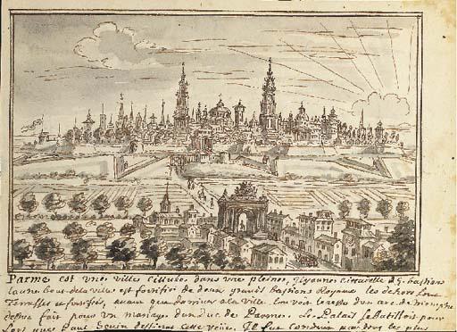 Pierre-Paul Sevin (c.1640-1710