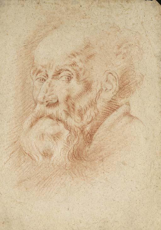 Entourage de Giovanni Battista