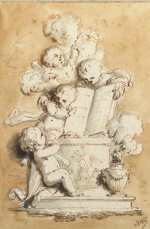 Attribué à Jacob de Wit (1695-