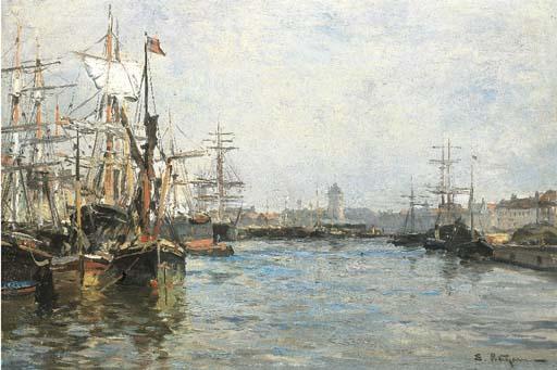 Edmond Marie Petitjean (1844-1