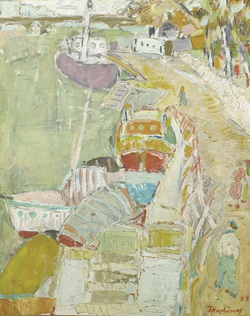Jacques Truphémus (né en 1922)