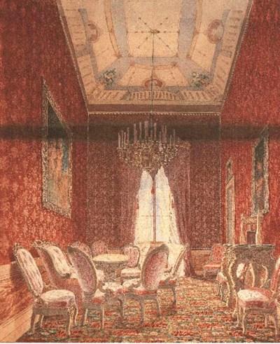 Ecole française XIXème siècle