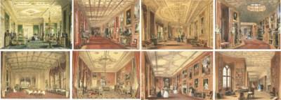 Ecole Anglaise du XIXème siècl