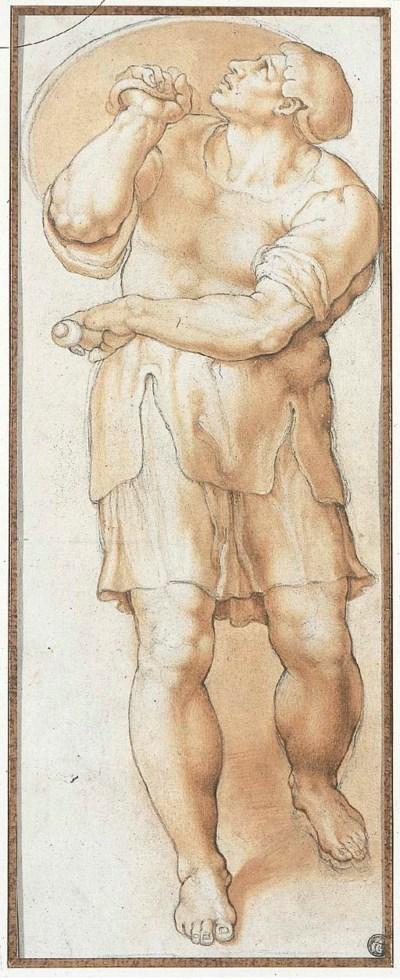 Ecole Italienne fin du XVIème