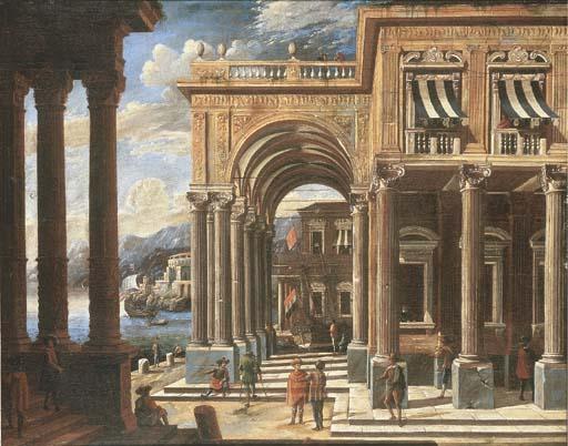 Ecole génoise du XVIIème siècl
