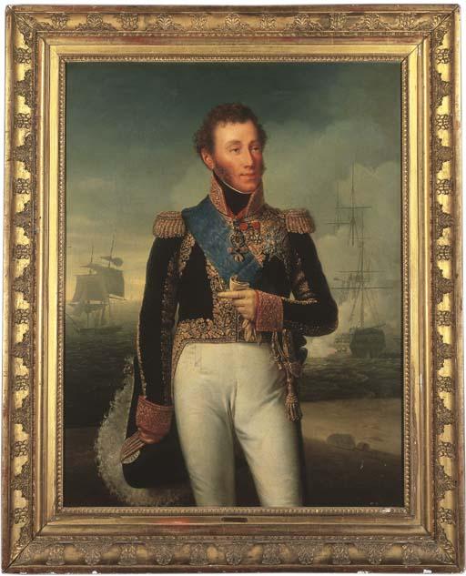 Entourage de François-Joseph K
