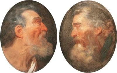 Joseph-Benoît Suvée (1743-1807