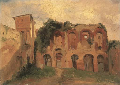 Ecole française, 1843