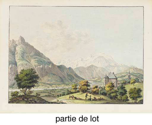 ALBANIS BEAUMONT (1753-1811)