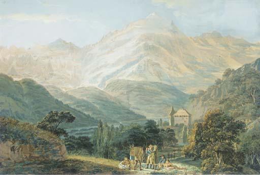 Georg Johann Volmar (1770-1831