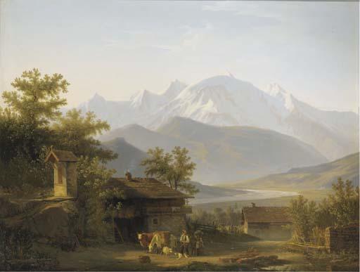 Attribué à François Diday (Gen