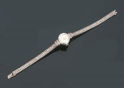 Orologio in oro bianco, Piaget