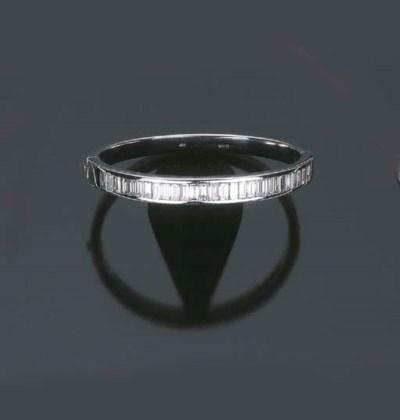 Bracciale con diamanti