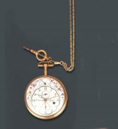 COURVOISIER & COMP., 1800 CIRC